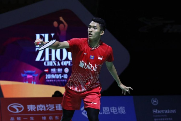 Empat Wakil Indonesia ke Perempat Final China Open 2019