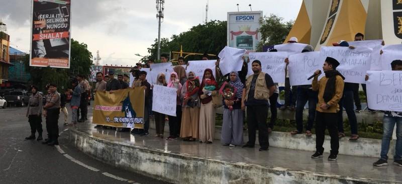 EMSI Aceh Dukung Pengusutan Peristiwa 22 Mei
