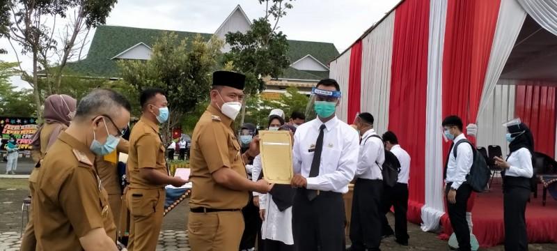 Enam Formasi CPNS di Pringsewu Tidak Terisi