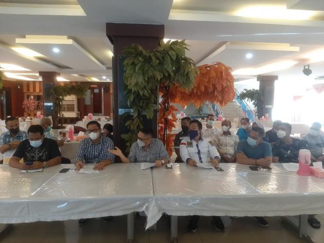 Enam Fraksi Minta Ketua DPRD Bandar Lampung Tidak Otoriter
