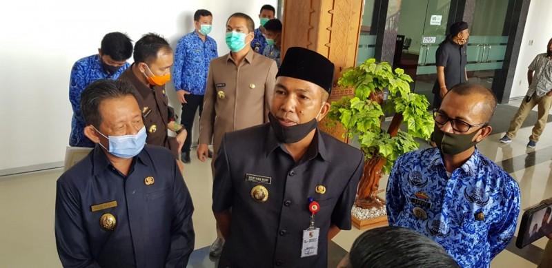 Enam Fraksi DPRD Tubaba Setujui APBD Perubahan 2020