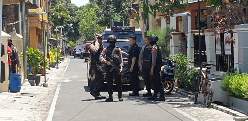 Enam Terduga Teroris Ditangkap di Cirebon
