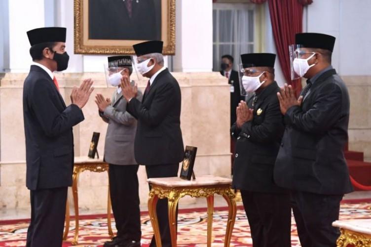 Enam Tokoh Bangsa Diganjar Anugerah Pahlawan Nasional