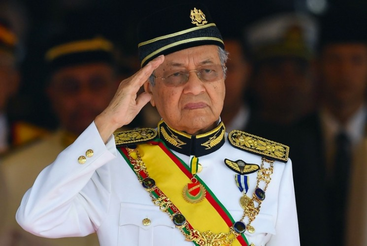 Enggan Bekerja Sama dengan UMNO Jadi Alasan Mahathir Mundur