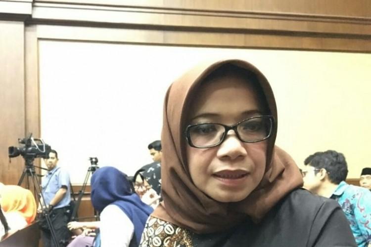Eni Maulani Saragih Divonis 6 Tahun Penjara