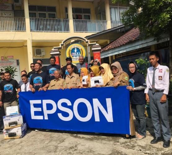 Epson Gelar 18th Anniversary Roadshow Sumatera, Lampung Jadi Kota Pertama