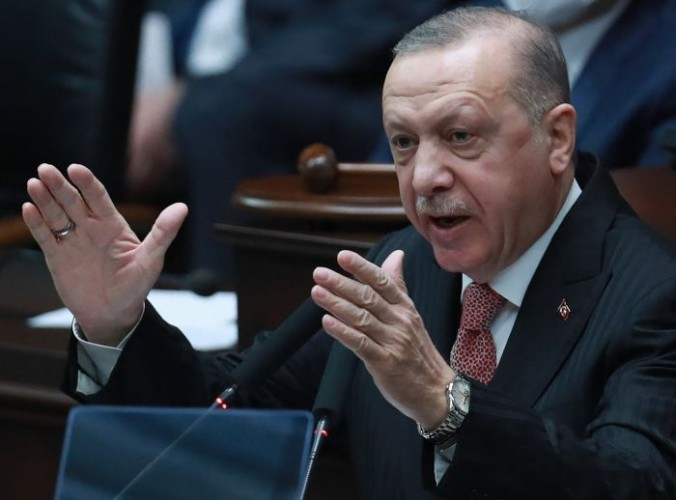 Erdogan Sebut Tuduhan Biden Soal Genosida Armenia Berbahaya