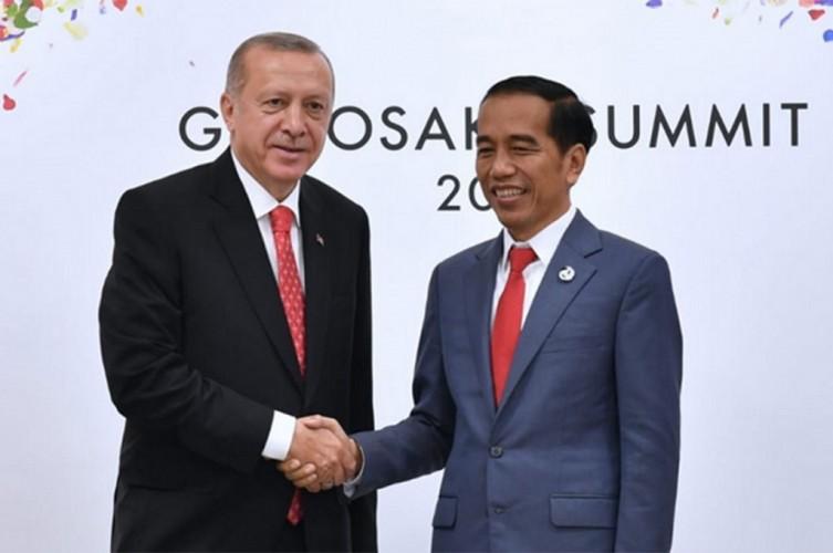 Erdogan Siap ke Indonesia Balas Kunjungan Jokowi