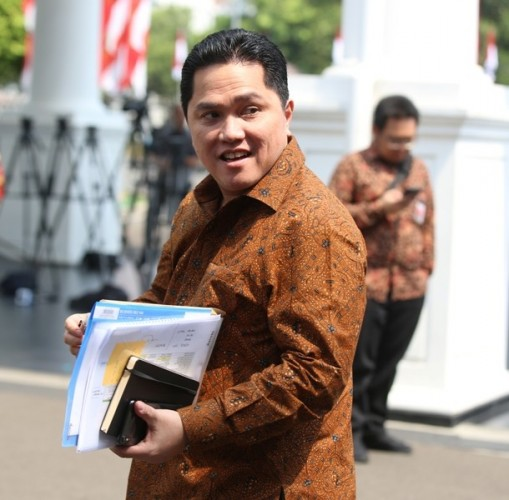 Erick Thohir Jamin Likuiditas ASABRI