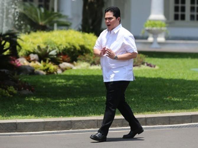 Erick Tohir Depak Refly Harun dari Kursi Komut Pelindo I