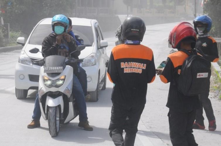 Erupsi Merapi, Bandara Ahmad Yani Semarang Ditutup Sementara