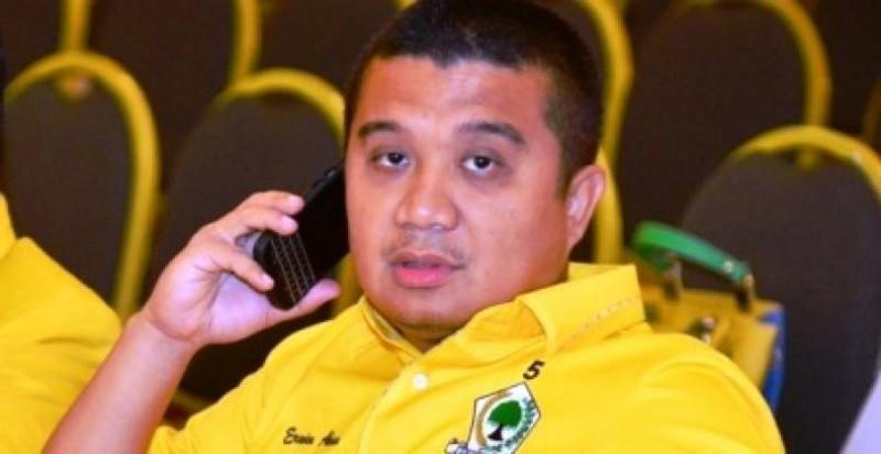 Erwin Aksa Dukung 02, JK Sebut Hal Wajar dalam Demokrasi