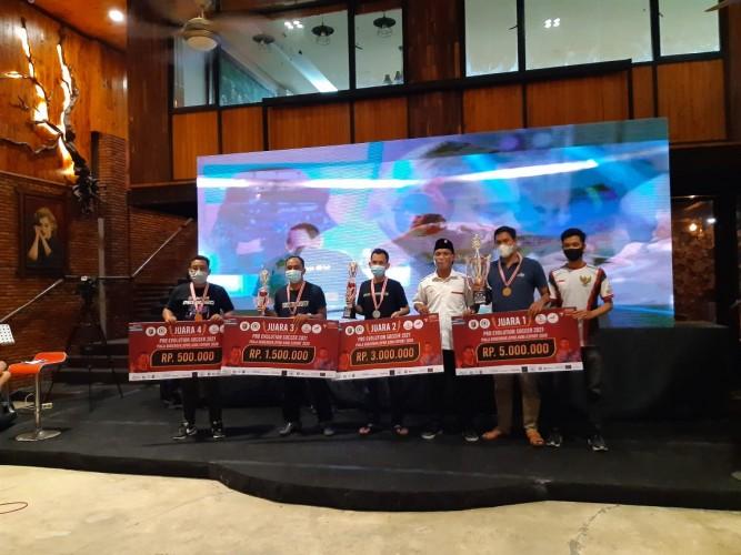 ESI Lampung Gelar Gebyar eSports Lampung Berjaya