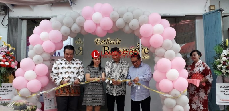 Esthetic Rosereve Japan Hadir di Bandar Lampung