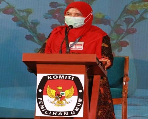 Eva Dwiana Komitmen Meningkatkan Pembangunan di Bandar Lampung
