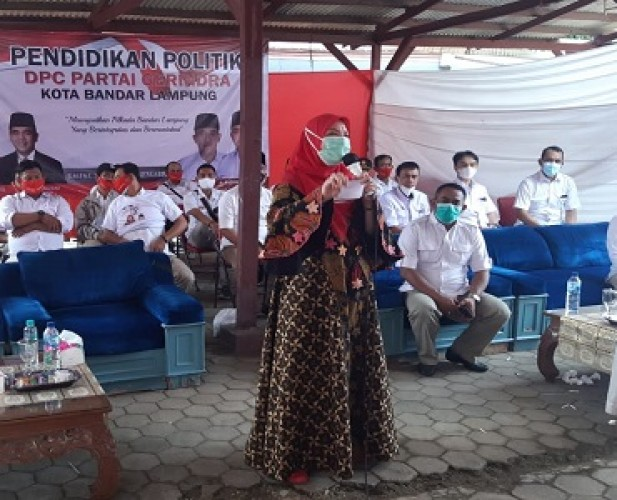 Eva Dwiana Konsolidasi dengan Partai Pengusung untuk Mantapkan Dukungan