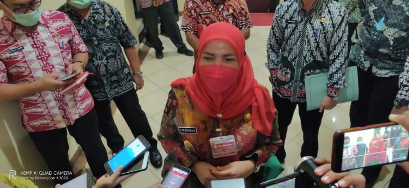 Eva Dwiana Programkan Bandar Lampung Lebih Indah