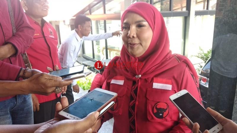 Eva Maju ke Pilkada, Ingin Melanjutkan Program Herman HN
