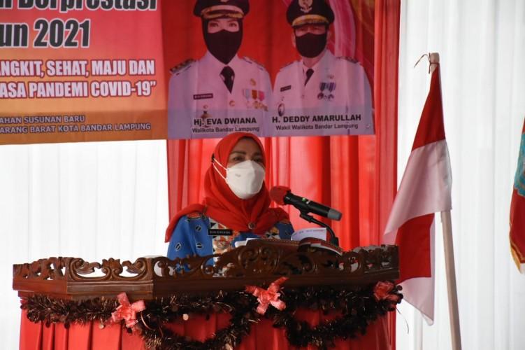 Eva Pertimbangkan Pembelajaran Tatap Muka di Bandar Lampung