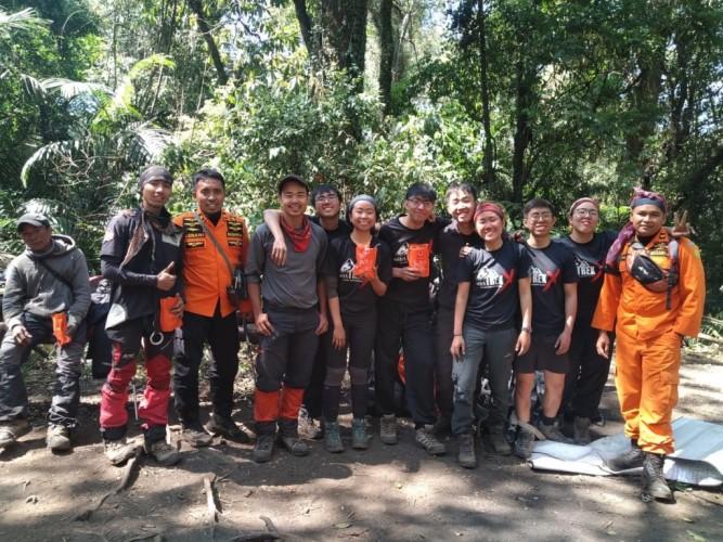 Evakuasi Pendaki di Gunung Raung Berlangsung Dramatis