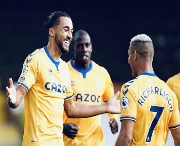 Everton Kembali ke Jalur Kemenangan