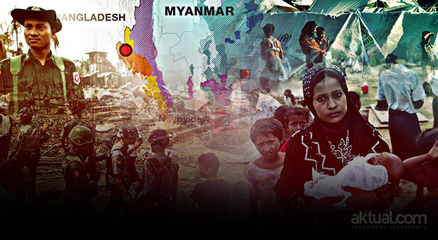 Isu Rohingya Ganggu Stabilitas ASEAN