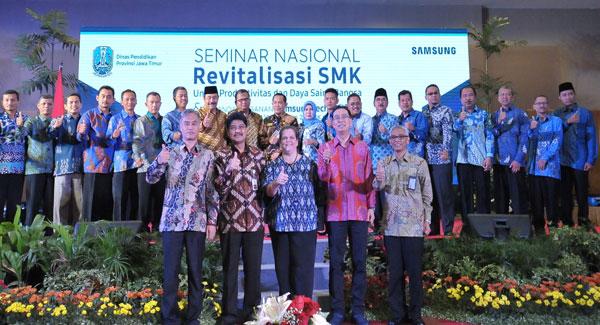 Samsung Tech Institute Resmi Digelar di Jawa Timur