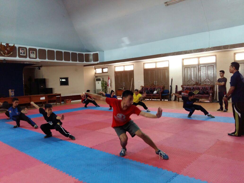 Progres Atlet Wushu Capai 90 Persen