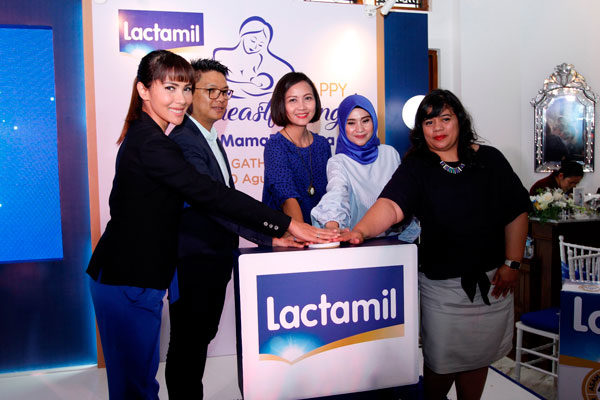 Lactamil Kampanye Mama Pasti Bisa