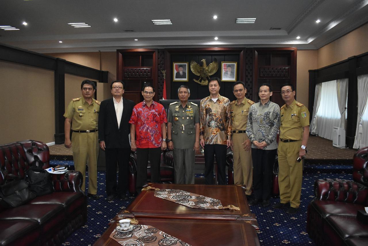 Konjen Tiongkok Kagumi Pariwisata Pesisir Lampung