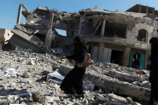 35 Orang Tewas dalam Serangan Udara Arab Saudi di Yaman