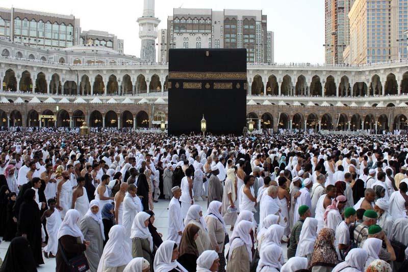 Sisir Mekkah, KBRI Cari Jemaah Haji asal Lampung yang Hilang