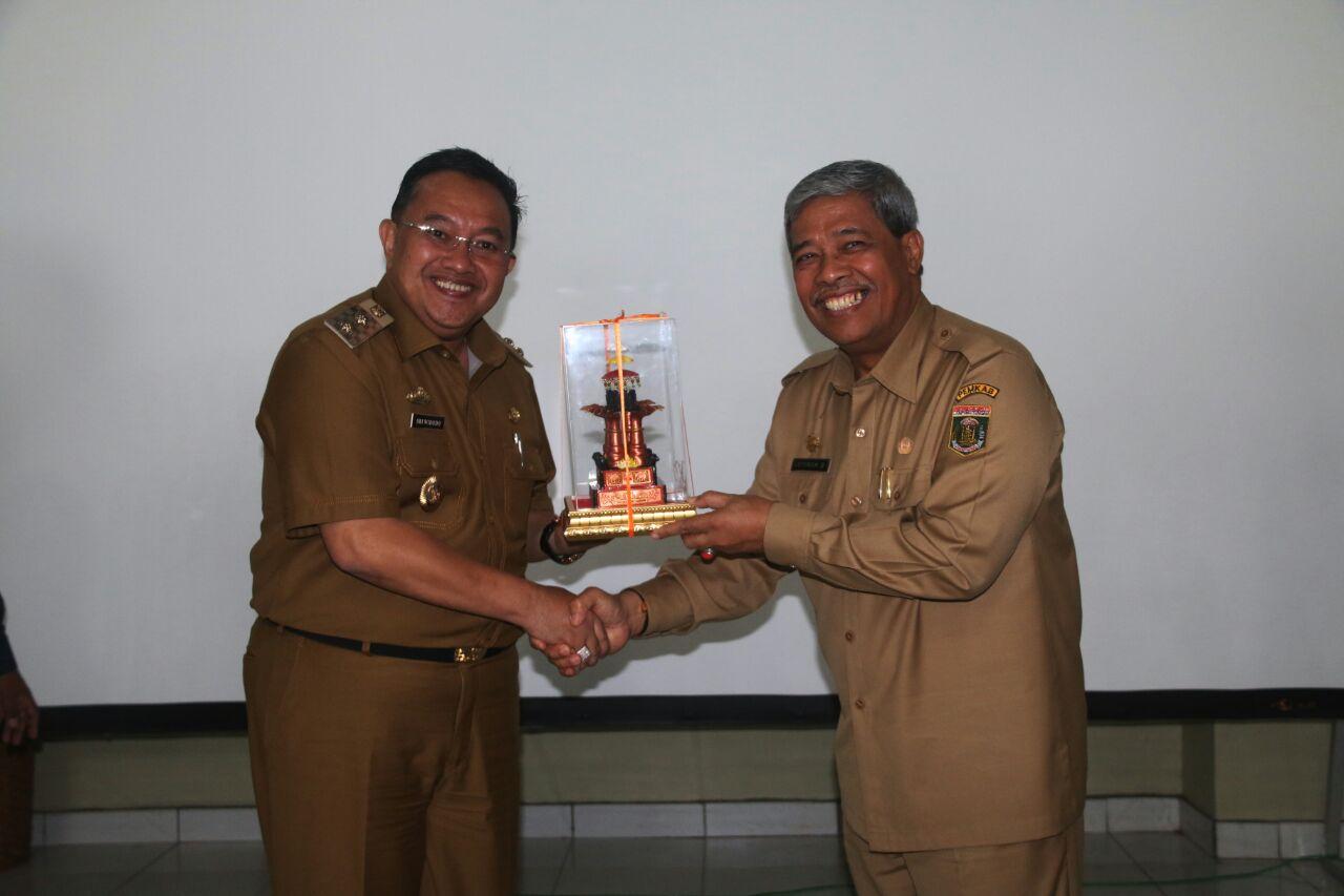 Pemkab Lampura Puji RSUD Demang Lampung Tengah