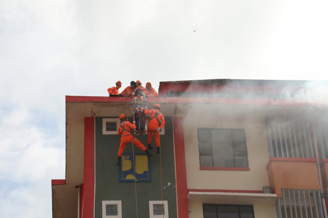 Raden Adipati Minta BPBD Way Kanan Cepat Tanggap Bencana
