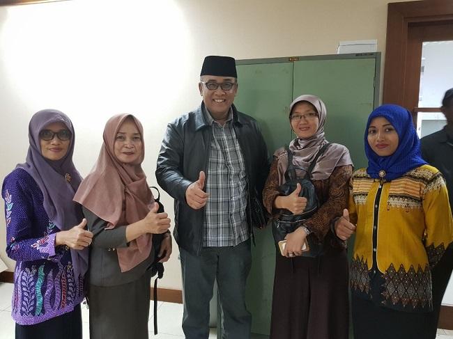 Honorer K2 Lampung Temui BAP