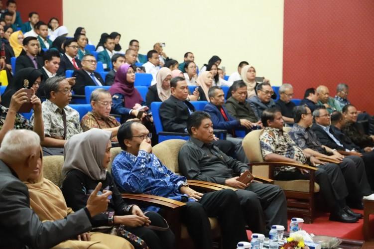 Fakultas Hukum Unila Jalin Kerja Sama dengan Lima Kampus Luar Negeri