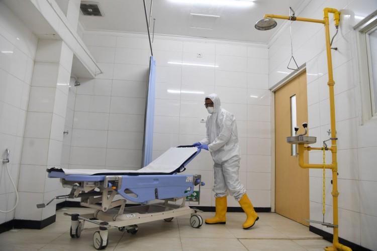 Fasilitas Kesehatan RSPI Terancam Kolaps