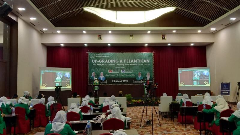Fatayat Lampung Harus Mampu Sinergikan Potensi Anggota