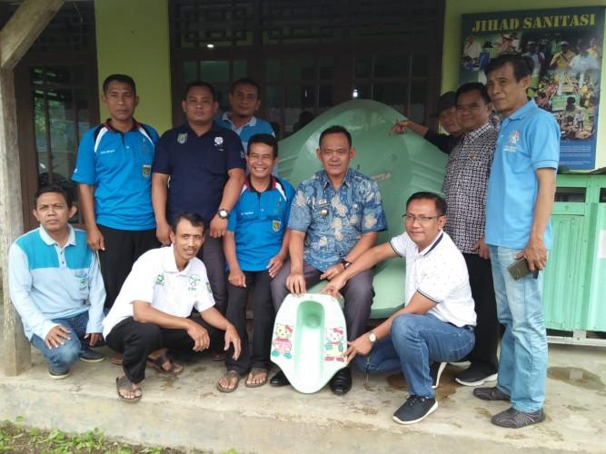 Fauzi Kunjungi Paguyuban Jamban Sewu