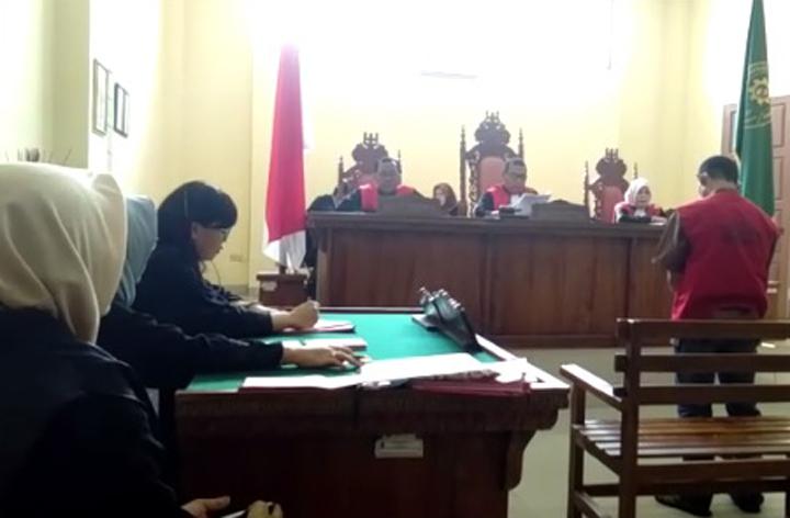 Lolos Penjara Seumur Hidup, Bandar 266 Kg Ganja Divonis 17 Tahun