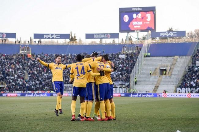 Juventus Geser Inter Milan dari Peringkat II Klasemen