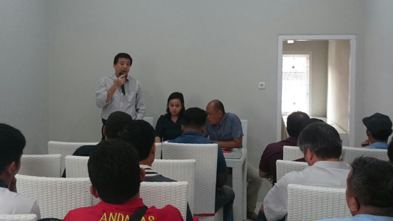 REI Gelar Technical Meeting Jelang REI Expo