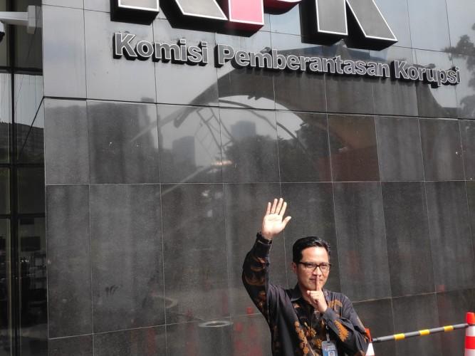 Febri Puji Kasatgas Tak Lolos Tes Pimpin Penangkapan Bupati Nganjuk