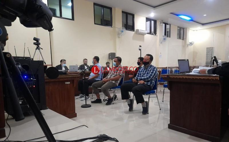 Fee Proyek Disebut Untuk Biaya Politik Mustafa