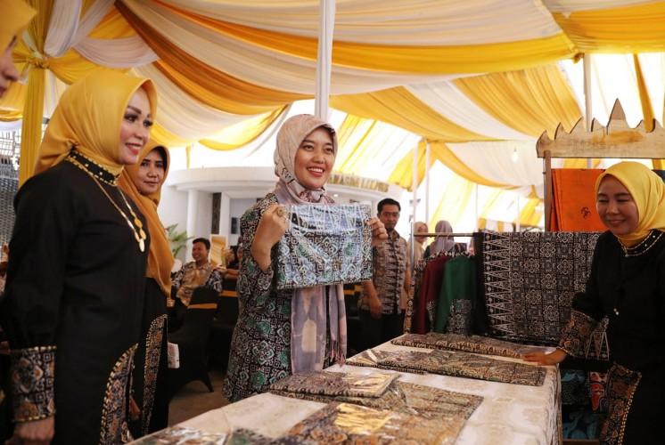 Festival Batik Lampung Bangun Ekonomi Kreatif