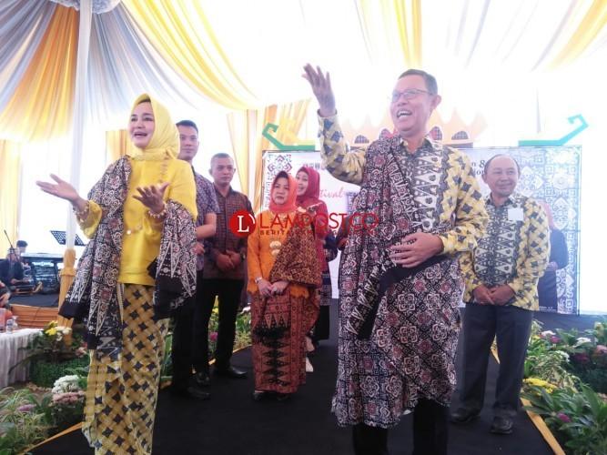 Festival Batik Lampung untuk Medorong Popularitas