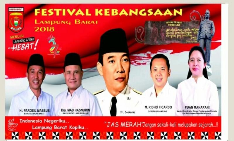 Festival Kebangsaan di Lambar Rebutkan Doorprize Mobil