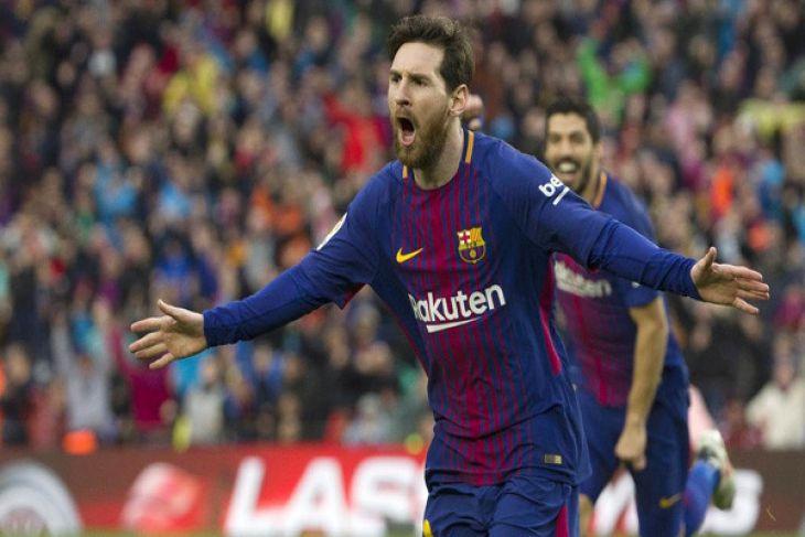 Barca Makin Cemas Kondisi Messi yang Cedera