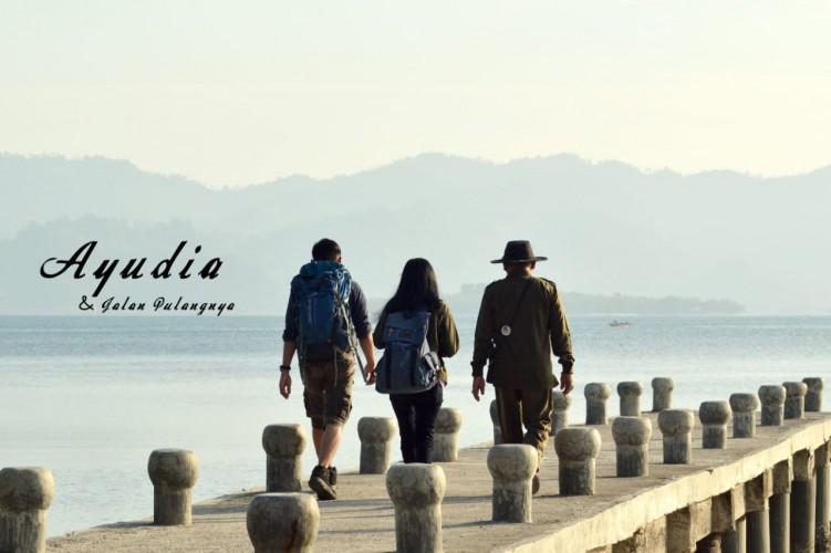 Film Ayudia dan Jalan Pulangnya Jadi Kado HUT Ke-57 Lampung