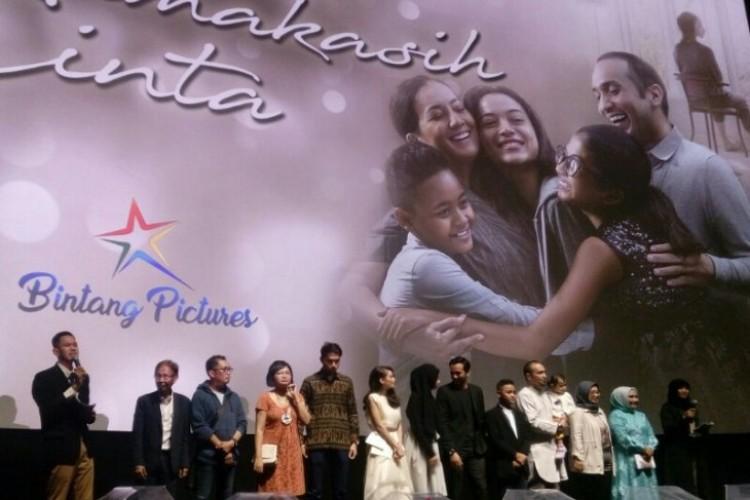 Film Terima Kasih Cinta Berikan Edukasi Lupus, Tayang Perdana Kamis